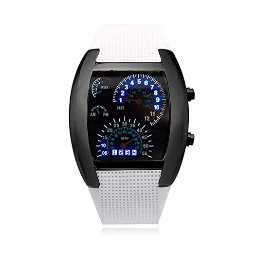 137395dca38c MiniInTheBox 2017 - Reloj deportivo con velocímetro