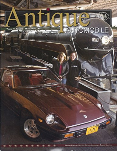 (Antique Automobile (March/April 2013))