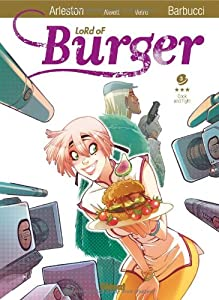 """Afficher """"Lord of burger n° 3<br /> Cook and fight"""""""