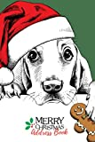 Merry Christmas Address Book: Dog Cover | Recorder, Organizer, Notebook, Planner | Keep Track Of The Cards You Send & Receive | Christmas Card List | ... Records | Small (Season Holiday) (Volume 12)