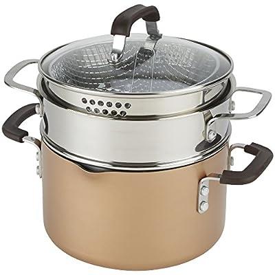 Emeril Lagasse 63054 Multi-Cooker Nonstick Saucepot