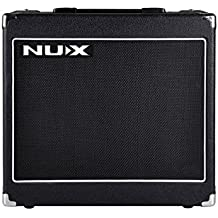 Amazon.com: AMPLIFICADOR GUITARRA ELECTRICA - Nux (Guitarra Mighty 30SE): Musical Instruments