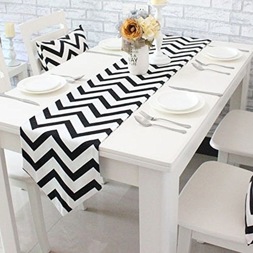 Uphome Classical Chevron Pattern Runner