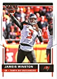 2017 Score #276 Jameis Winston Tampa Bay Buccaneers Football Card