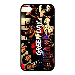 Green Day Rock Band Pattern Design Solid Hard Customized For Case Iphone 6 4.7inch Cover 4s-linda732