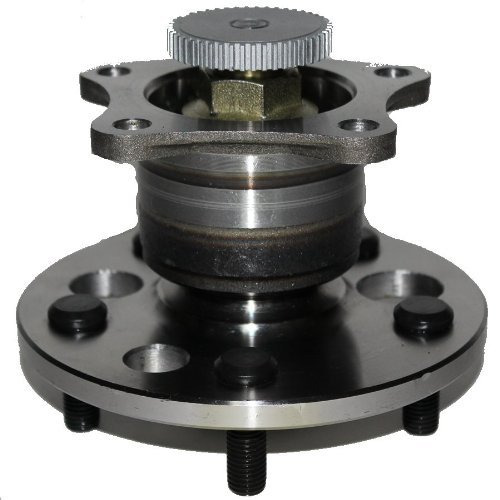 Brand New Rear Wheel Hub and Bearing Assembly - [Only for ABS Models] 5-Lug - [99-03 RX300 FWD] - 92-01 Lexus ES300 - [95-04 Toyota Avalon] - 92-01 Toyota Camry - Abs Rear Hub