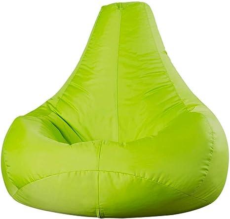 Small Foot Coussin de Chaise en Tissu Citron Vert 38 x 38 x 7,5 cm