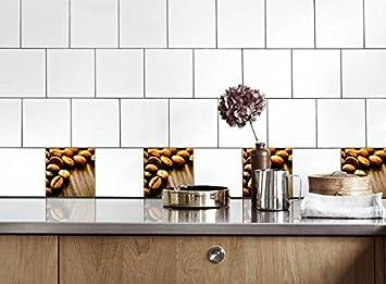 Life Decor Küche Fliesen Aufkleber Kaffee Vinyl Film für ...