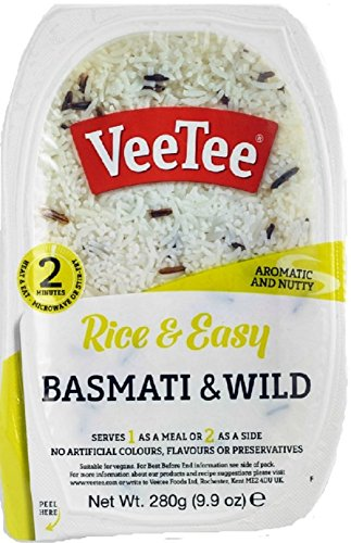 Veetee Dine In Rice - Microwavable Basmati and Wild Rice - 9.9 oz