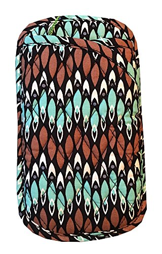 Vera Bradley Women Double Eye Eyeglass Case (Sierra stream)
