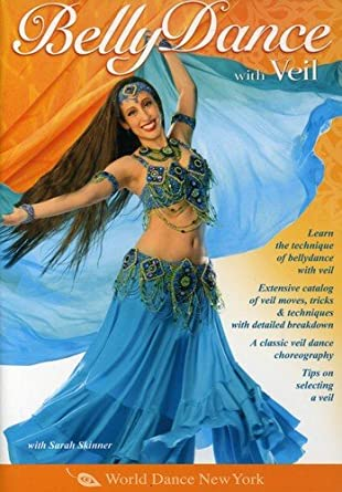 Belly Dance With Veil Taught By Sarah Skinner Open Level Bellydance Classes