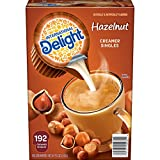 WhiteWave 100709 Liquid Coffee Creamer Intl Delight .5oz 192/CT Hazelnut