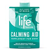 Tropiclean Life by Calming Aid Supplement for Dogs