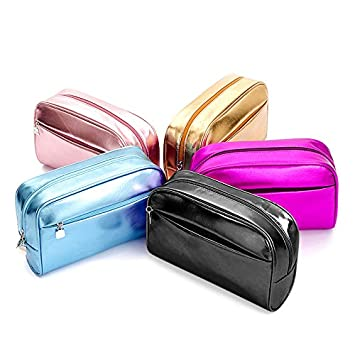 4d157de139e6 Make Up Bag,Bueno cosmetic bag for Women Skincare Cosmetic Pouch –for Women  Skincare Facial...