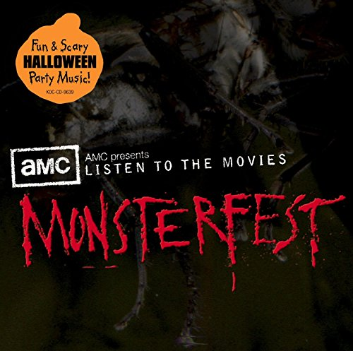 Amc Presents Halloween Hits - Music For A Monster -