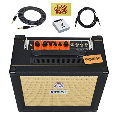 Orange Amps Rocker 15 Guitar Combo Amplifier with Footswitch