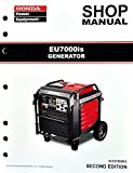 Honda EU7000is EU7000 Generator Service Repair Shop Manual