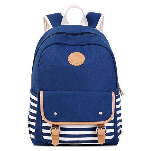 Unisex hombro de la lona del bolso de bolsa de hombre laptop mochila bolsa mochila 15 pulgadas , 1 4