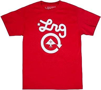 LRG Mens Mens Cycle Logo Graphic T-Shirt T-Shirt