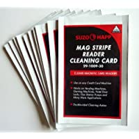 Cleaning Cards for Magnetic Stripe Credit Card Readers Lot/25