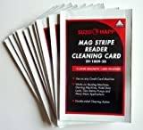 Cleaning Card for Mag Stripe Card Readers Lot/12