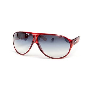 64b815688c Carrera - Lunette de soleil - Femme Rouge Rouge: Amazon.fr ...