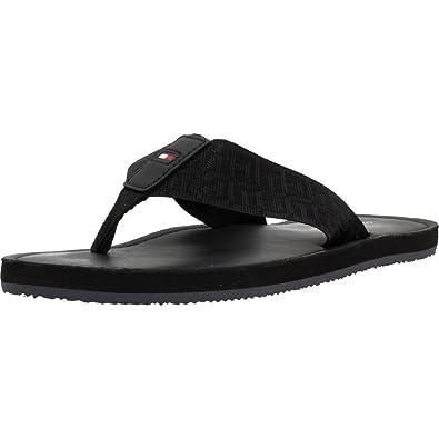 d0aa29f8686799 Tommy Hilfiger Men s Thong Sandals Size  7  Amazon.co.uk  Shoes   Bags