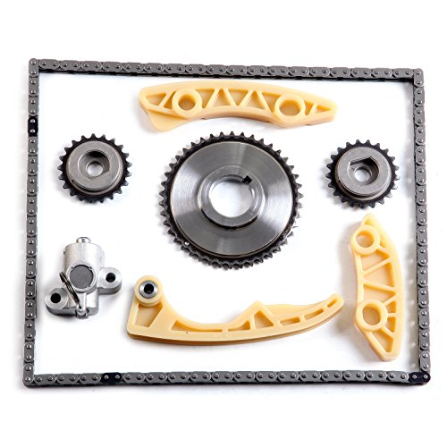ECCPP Timing Chain Balance Shaft Kit for Chevrolet Oldsmobile Saturn 2.0L 2.2L 2.4L Vin F - Balance Shaft
