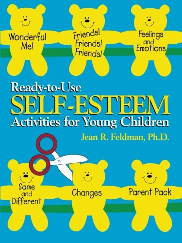 Ready-to-Use Self Esteem Activities for Young Children