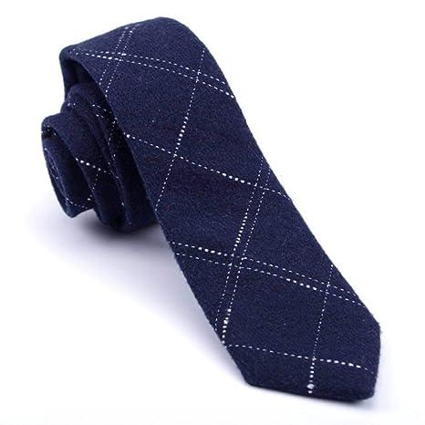 KYDCB Corbata de los Hombres Vestidos Formales Corbata Moda Hombre ...