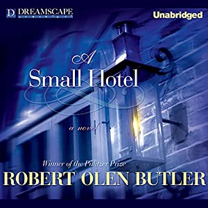 A Small Hotel Audiobook