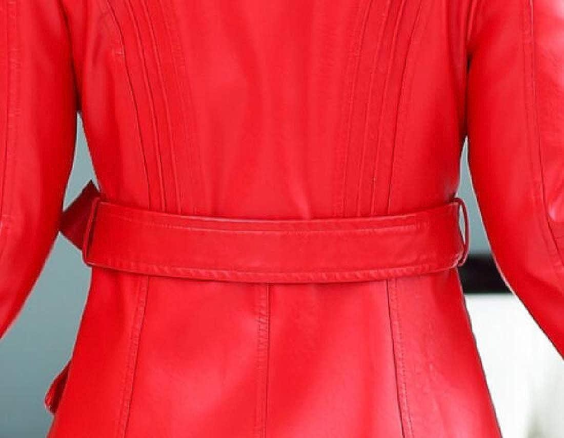omniscient Women Pullover Long Sleeve Drawstring Asymmetric Hem Wrap Hooded Sweatshirt Outwear