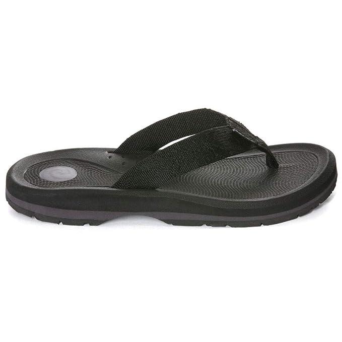 8145267fa Rafters women tsunami anemone solid sandals black jpg 679x679 Womens rafters  sandals