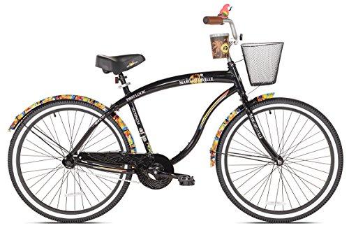 Margaritaville First Look Men's Beach Cruiser Bike, 26 Inch