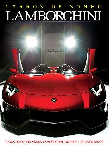 Carros dos Sonhos 03 - Lamborghini (Portuguese Edition)