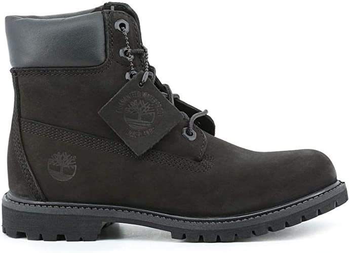 6 Inch Premium Waterproof Lace-up Boots