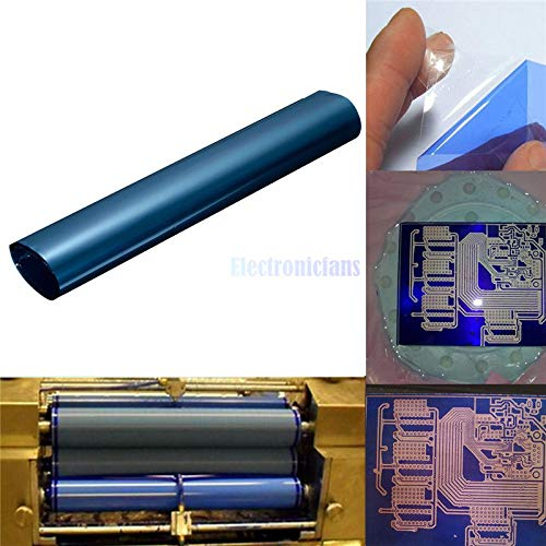 30cmx5M PCB Photosensitive Dry Film für Circuit Production Photoresist Sheets DE