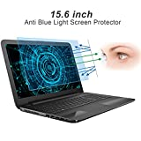 15.6 Inch Eye Protection Anti Blue Light Screen Protector for HP/DELL/Asus/Acer/Sony/Samsung/Lenovo/Toshiba with 16:9 Aspect Ratio Laptop