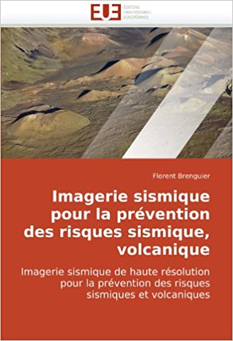 En ligne téléchargement gratuit Imagerie sismique pour la prévention des risques sismique, volcanique: Imagerie sismique de haute résolution pour la prévention des risques sismiques et volcaniques pdf ebook