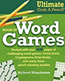 img - for Ultimate Grab A Pencil Book of Word Games book / textbook / text book