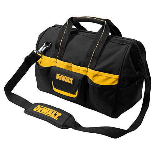 Custom Leathercraft Dewalt DG5543 16-Inch Tradesman's Tool Bag