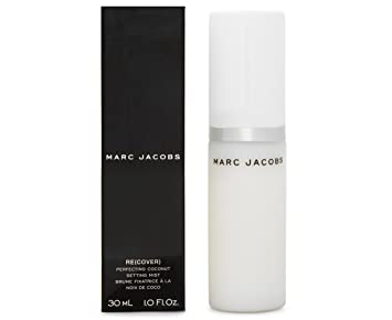96be634f3649 Amazon.com   Marc Jacobs Beauty Re(Cover) Coconut Setting Spray deluxe  sample - 1 oz  30 mL   Beauty