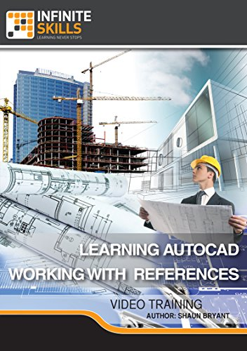 AutoCAD - Working With References - Training DVD