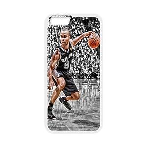 Tony Parker HILDA8106940 Phone Back Case Customized Art Print Design Hard Shell Protection Iphone 6