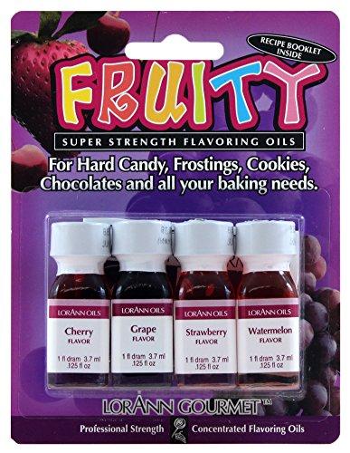 Lorann Oils Fruity Flavors Combo product image
