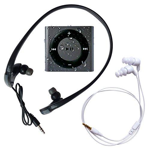 Underwater Audio Waterproof iPod Mega Bundle (Space gray)
