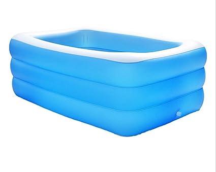 Vasca Da Bagno Gonfiabile Per Bambini : Facai piscina m per bambini triciclico ecologico piscina