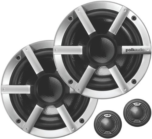 Polk Audio AA2653-A MM6501UM 6.5-Inch Component Ultra Marine