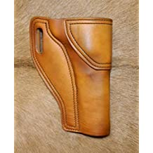 "Gary C's Avenger RH Leather Holster for the Colt 1858 Army Black Powder Pistol. Colt, Pietta, Uberti and other clones 5-1/2"" Barrel"