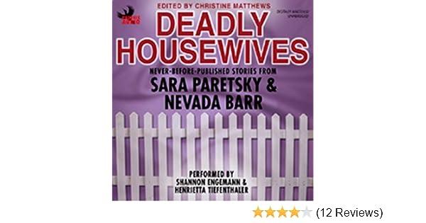 Amazon Deadly Housewives Audible Audio Edition Sara Paretsky